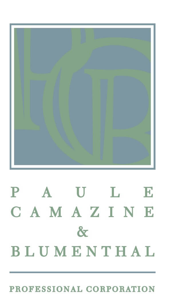 Paule Camazine and Blumenthal